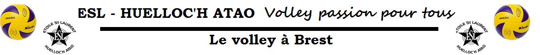 ESL Volley - Huelloc'h Atao